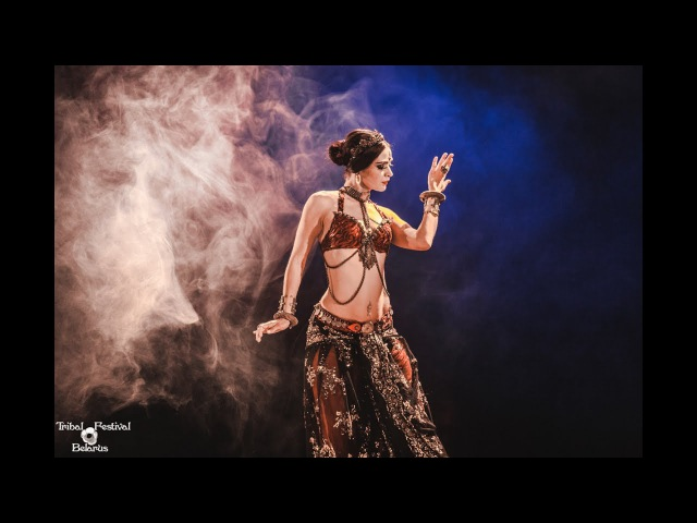 Turkey. The Ottoman Empire - Olga Meos @ Tribal Festival in Belarus 2017