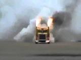 Авто тюнинг красота и мощь Какой грузовик самый быстрый Который обгоняет самолет!