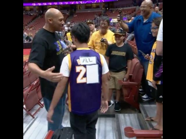 Was this a Kobe Bryant or Tarik Black jersey?