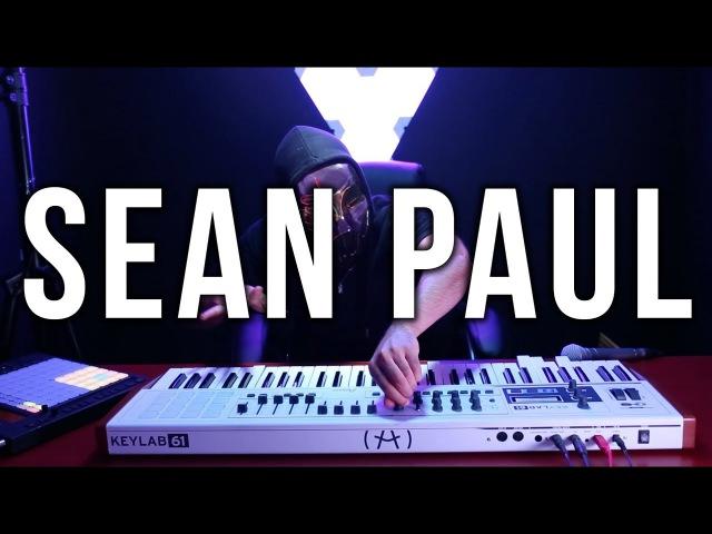 Sickick Epic Sean Paul Mashup Live