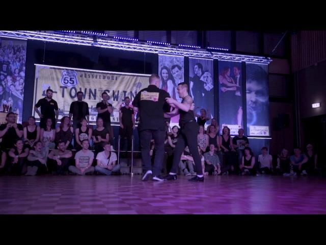 Kyle Redd Benji Schwimmer - JJ Champions - D-Town Swing 2017
