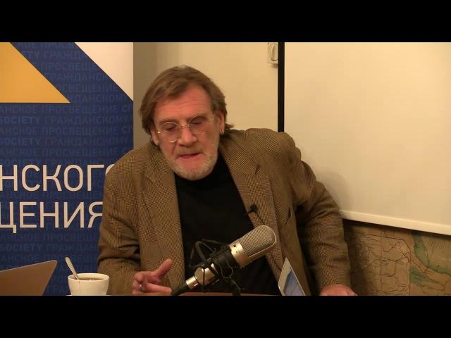 Власть и легитимность журналиста. Онлайн-беседа с Леонидом Никитинским