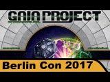 Gaia Project - Brettspiel - Berlin Con 2017 live