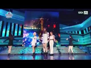 161113 Ladies Code Mnet M! Countdown Backstage Cut [part 2]