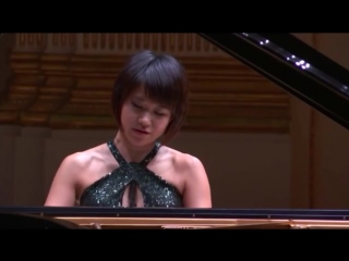 Yuja Wang Chopin Waltz Op. 64 No. 2