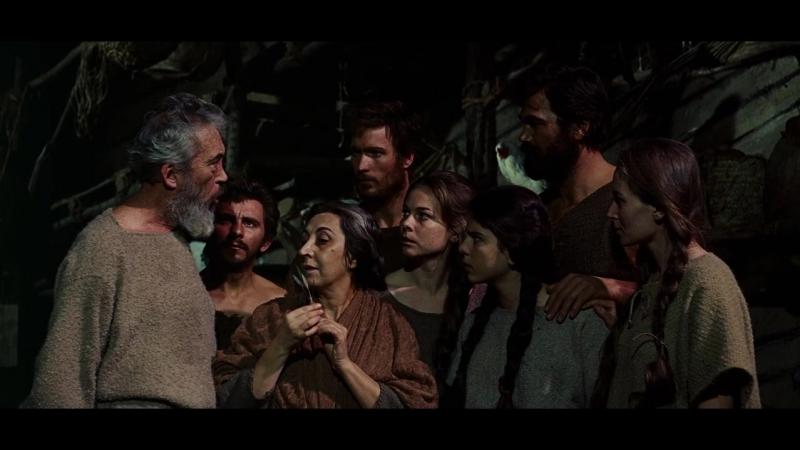Библия. Оригинальное название: Bible, The Bible: In the Beginning..., The (1966)