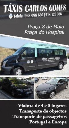 Táxis Figueira da Foz
