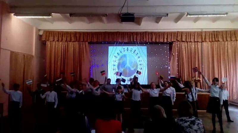 Битва хоров 2017 (СОШ №30, 5 В)