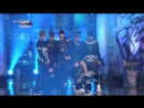 BTS - We Are Bulletproof Pt. 2 No More Dream (2013.06.29) [Music Bank w_ Eng Lyrics]