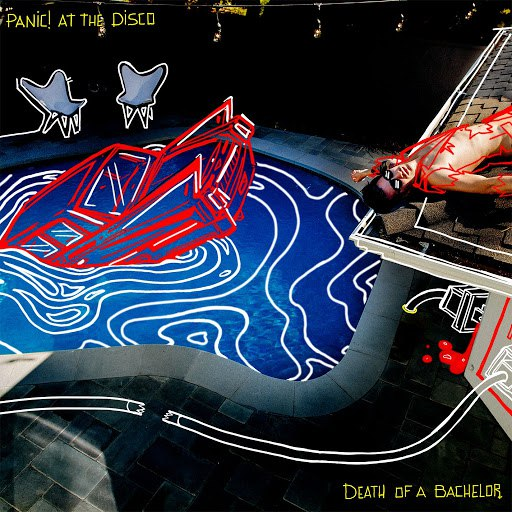 Panic! At The Disco альбом Don't Threaten Me With A Good Time