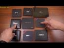ТОП ТВ приставок Выбираем лучший TV Box X92 X96 KM8 KM5 A95X T92N или Nexbox T10 Что лучше 1