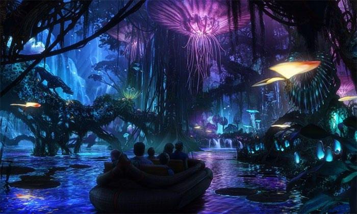 Новый тематический парк Disney