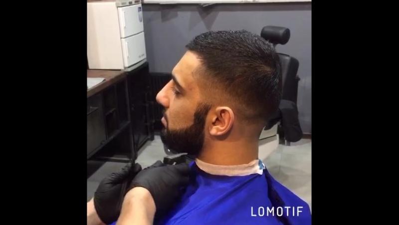 Стрижка форма бороды✂️🔪 💈🔥 @ barbershop razor bentbrink instaboy pictu bread jayz rap spring бород