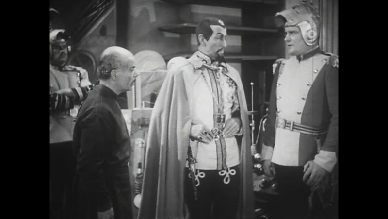 Флэш Гордон покоряет Вселенную (1940) Ep 06 - Flaming Death