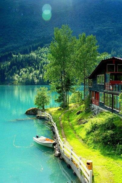 Роскошные пейзажи Норвегии WhlVtdnprpo