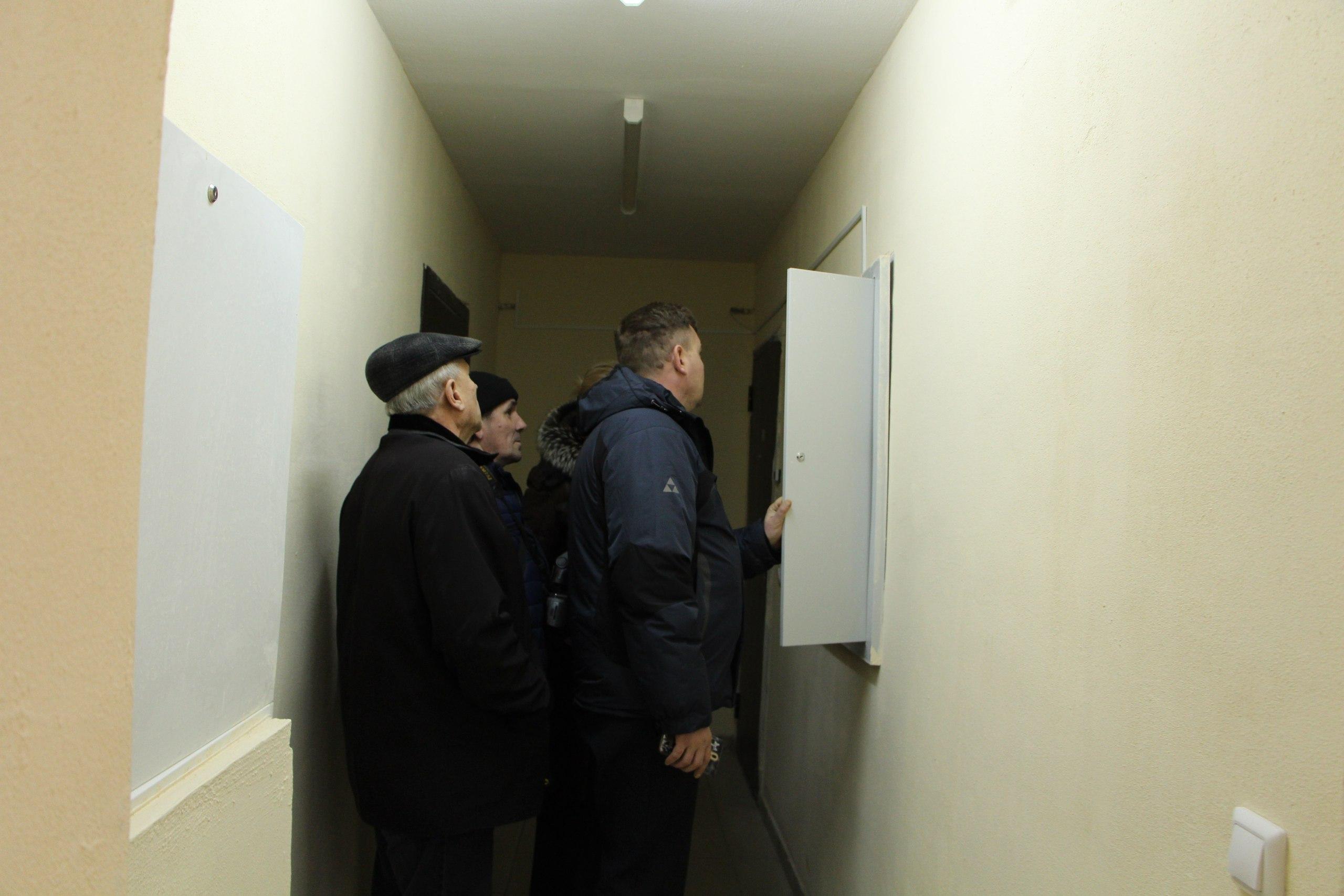 В Удорском районе провели рейд по контролю за качеством жилья, построенного по программе переселения