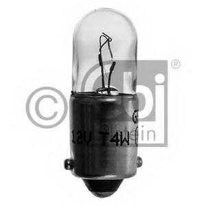 Лампа накаливания, задний гарабитный огонь; Лампа накаливания, стояночные огни / габаритные фонари; Лампа накаливания для AUDI COUPE (89, 8B)