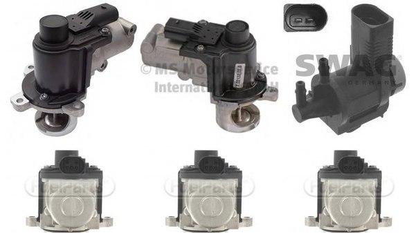 Клапан возврата ОГ для AUDI Q7 (4L)
