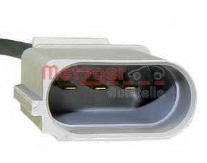 Датчик импульсов; Датчик частоты вращения, управление двигателем для AUDI Q7 (4L)