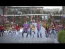 Afro house Semba Flashmob 2017 / Чита / Школа танцев Sous