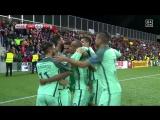 Обзор матча. Андорра 0-2 Португалия