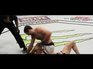 Люк Рокхолд против Криса Вайдмана Luke Rockhold vs Chris Weidman SPORT BOX Спорт
