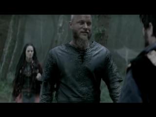 Я прощаю тебя (с) Рагнар Лодброк Vikings - Ragnar Lothbrok - I forgive you - Season 3