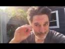 Скотт Коэн обращается к фанам «Десятого Королевства» 09/2017