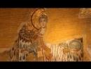 """Мозаика """"Архангел Гавриил"""" в храме Святой Софии"""