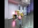 Студия Freelady - тренировка Exotic Pole Dance
