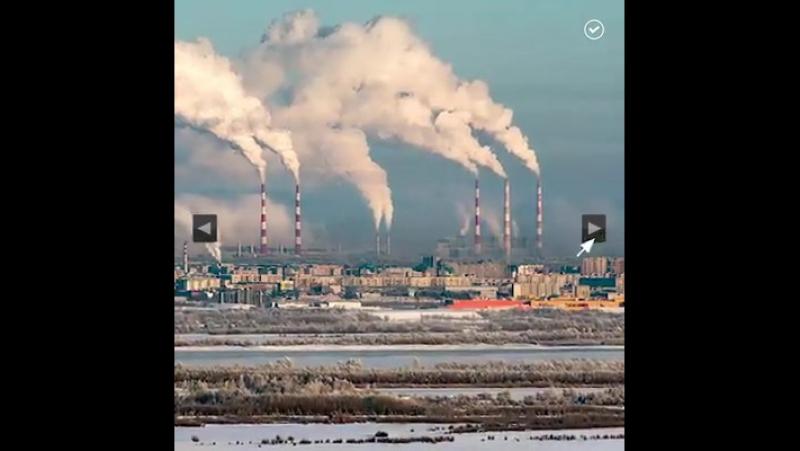 Самое сердце России — Югра, Ханты-Мансийский автономный округ. Основной регион по добыче нефти и газа в нашей стране.