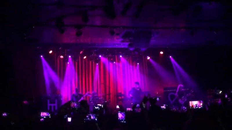 H.I.M. - Wicked Game. Farewell Tour 2017 - La Riviera, Madrid (Spain). 15/06/2017