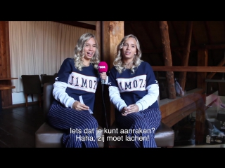 Lisa en lena raden nederlandse woorden | tina festival 2017