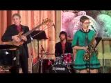 Anastasia Ryabenko sax Apple Core Gerry Mulligan