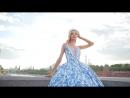 Backstage фотосессии Мисс Россия-2017 Полины Поповой