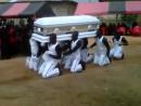 Танцующие похороны в Гане 2