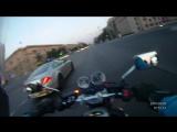 Honda X4 против  Bmw 645