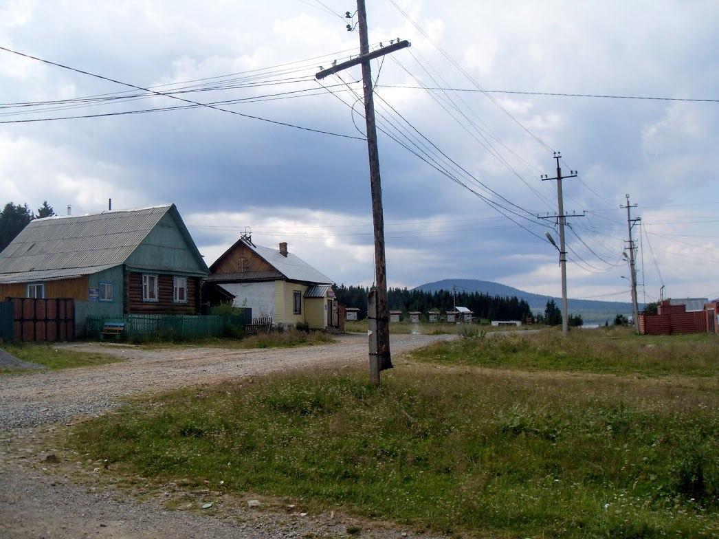 Поселок Зюраткуль