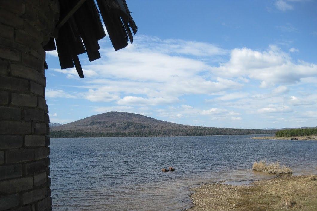 Поселок Зюраткуль. Озеро Зюраткуль