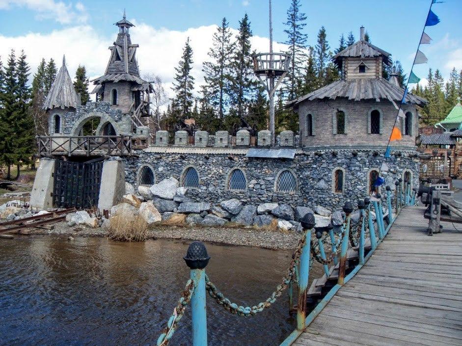 Поселок Зюраткуль. Китова пристань, Зюраткуль, 2011