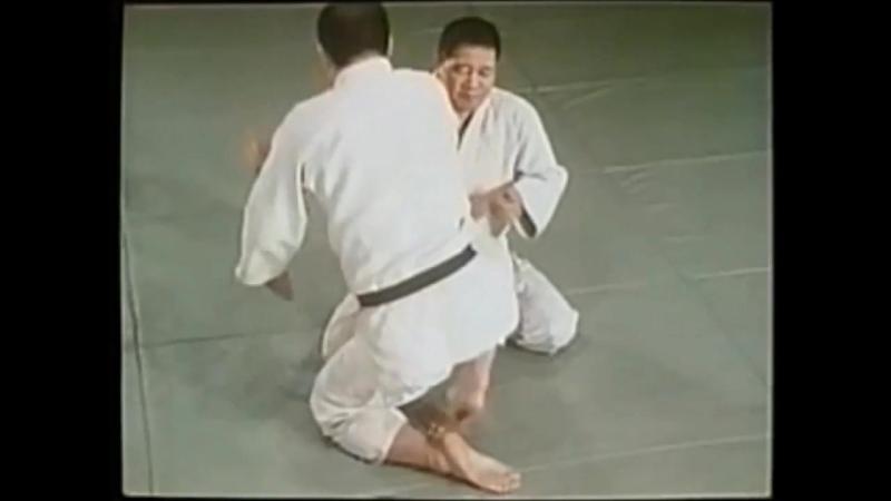 Ju Jutsu.Секигучи Син Син Рю Дзю Дзюцу.Базовая техника - 2.