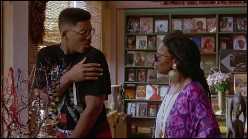 Сделано в Америке / Made in America. 1993. 720p Перевод Гемини-Фильм. VHS
