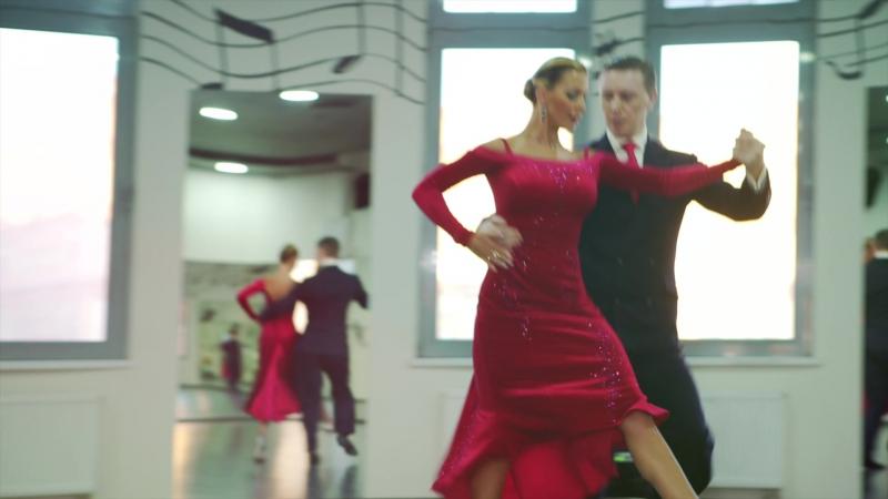 Аргентинское танго. Преподаватель Ирина Остроумова