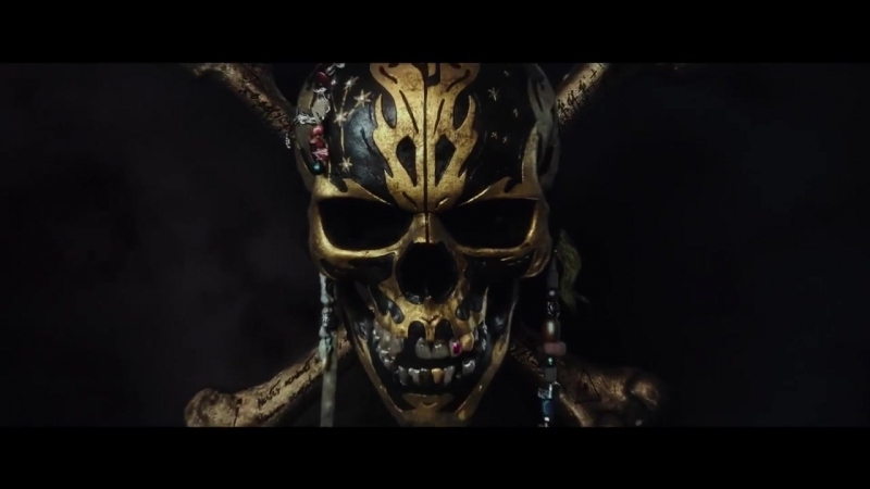 Pirates of the Caribbean 5- Dead Men Tell No Tales - official japanese trailer 2 (2017)