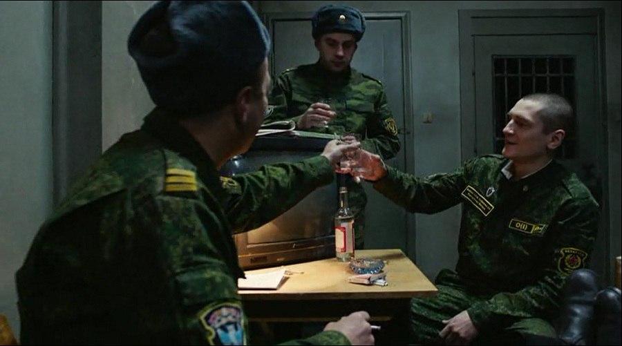 как я сосал у сержанта