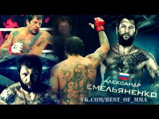 Aleksander Emelianenko Highlights Александр Емельяненко #MMA
