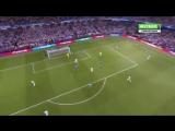 Второй гол Криштиану Роналду в ворота