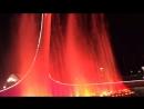 Поющие фонтаны Сочи. Олимпийский парк 19.06.2017 г. 02