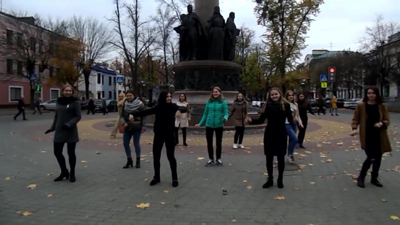Арт-сессия брестских девчонок под хит группы Muzzart