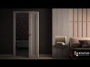 Двери STATUS Система открывания Twice